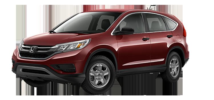 2015 Honda CR-V LX 4D Sport Utility
