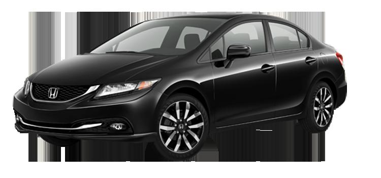 2015 Honda Civic EX-L 4D Sedan
