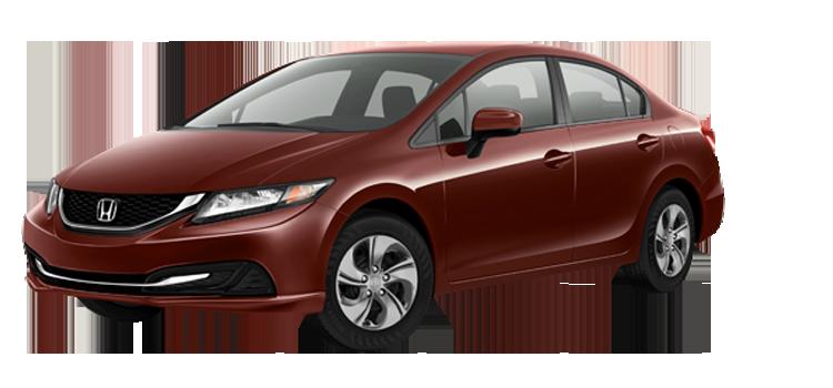 2015 Honda Civic LX 4D Sedan