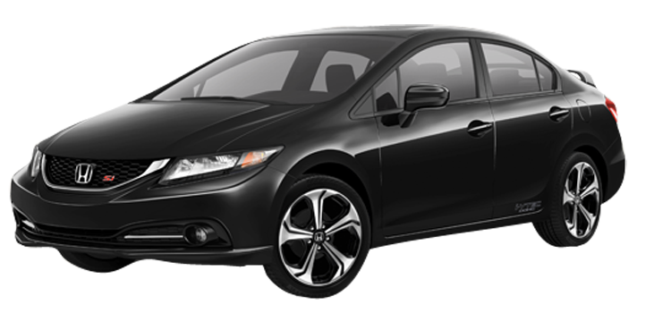 2015 Honda Civic Si 4D Sedan
