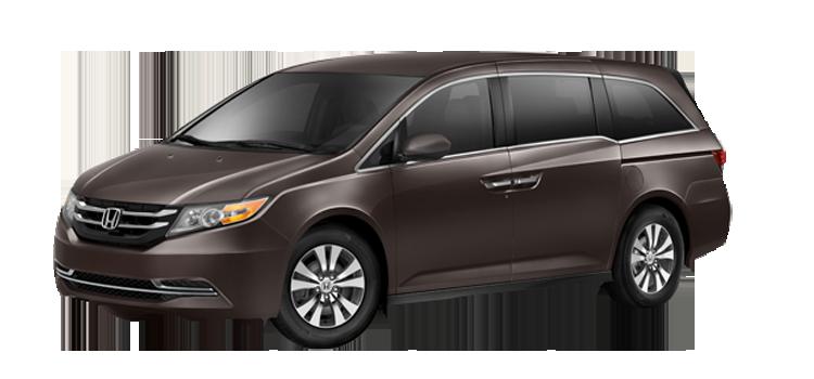 2015 Honda Odyssey EX 4D Passenger Van