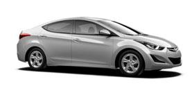 2015 Hyundai Elantra 4D Sedan
