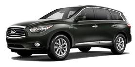 2015 Infiniti QX60 Hybrid QX60 Hybrid AWD