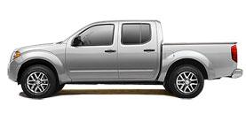 Los Angeles Nissan - 2015 Nissan Frontier Crew Cab 4.0L Automatic SV