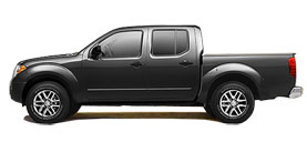 2015 Nissan Frontier Crew Cab 4.0L Automatic Long Bed SV