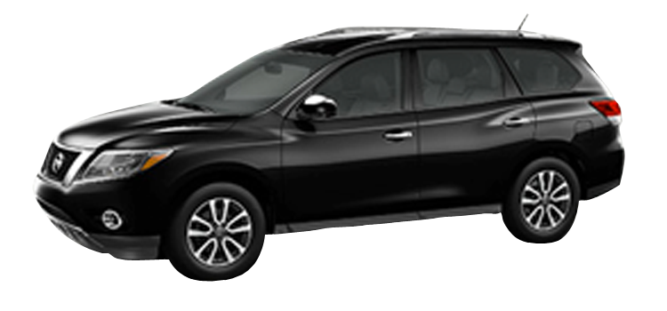 2015 Nissan Pathfinder SV 4D Sport Utility