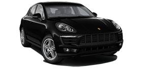 2015 Porsche Macan S 4D Sport Utility