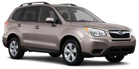 2015 Subaru Forester 2.5i Premium 4D Sport Utility