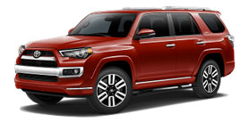 2015 Toyota 4Runner 4.0L Automatic Limited