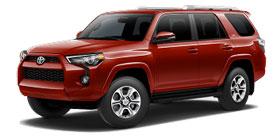 2015 Toyota 4Runner 4.0L Automatic SR5 Premium