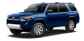 2015 Toyota 4Runner 4.0L Automatic Trail