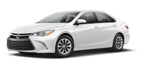 2015 Toyota Camry 2.5L 4-Cyl LE