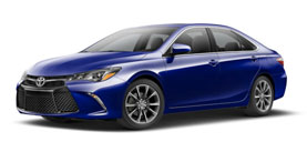 2015 Toyota Camry 2.5L 4-Cyl XSE