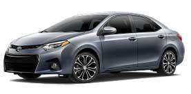 2015 Toyota Corolla 6-Speed Manual S Plus