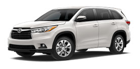 2015 Toyota Highlander V6 LE Plus