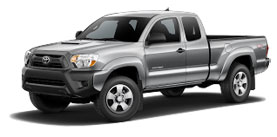 2015 Toyota Tacoma 4x4 Access Cab, Automatic Base
