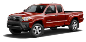 2015 Toyota Tacoma 4x4 Access Cab, V6 Manual Base