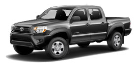 2015 Toyota Tacoma PreRunner Double Cab, Automatic  Base