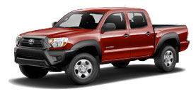 2015 Toyota Tacoma PreRunner Double Cab, V6 Automatic