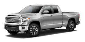 2015 Toyota Tundra Double Cab 4x4 5.7L V8 Limited