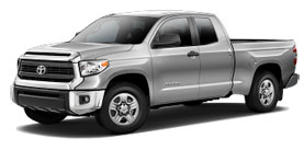 2015 Toyota Tundra Double Cab 4x4 5.7L V8 SR5