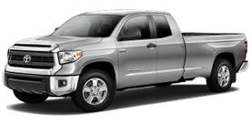 2015 Toyota Tundra Double Cab 4x4 5.7L V8 Long Bed SR5