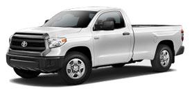 2015 Toyota Tundra Regular Cab 4x4 5.7L V8 Long Bed SR