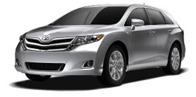 2015 Toyota Venza 4-cylinder LE
