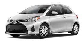 2015 Toyota Yaris Automatic L