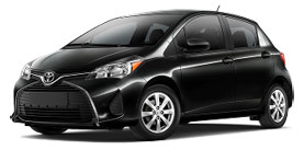 2015 Toyota Yaris Automatic LE