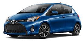 2015 Toyota Yaris Manual SE