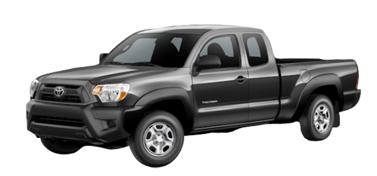 2015 Toyota Tacoma 4x2