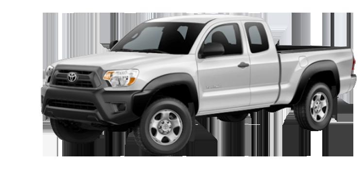 2015 Toyota Tacoma 4x4