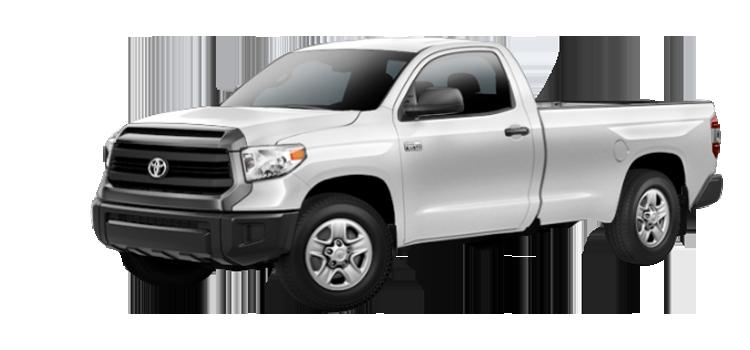 2015 Toyota Tundra Regular Cab 4x4