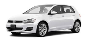 2015 Volkswagen Golf TSI 2-Door S