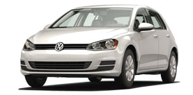 2015 Volkswagen Golf 4D Hatchback