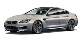 2016 BMW M6 Series Gran Coupe 4.4L