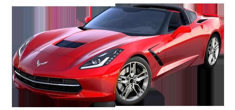 2016 Chevrolet Corvette Stingray Z51 2D Coupe
