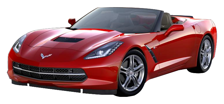 2016 Chevrolet Corvette Stingray With Z51 2 Door RWD Convertible Manual