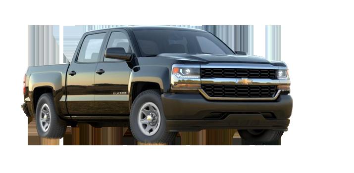 2016 Chevrolet Silverado 1500 4WD Crew Cab LTZ