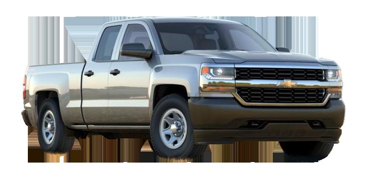 2016 Chevrolet Silverado 1500 Double Cab