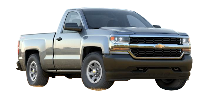 2016 Chevrolet Silverado 1500 Regular Cab