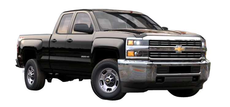 2016 Chevrolet Silverado 2500HD Double Cab