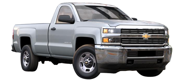 2016 Chevrolet Silverado 2500HD Regular Cab