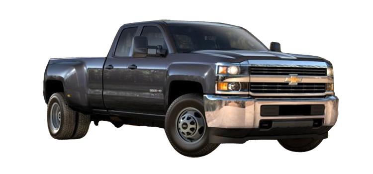 2016 Chevrolet Silverado 3500HD DRW Double Cab
