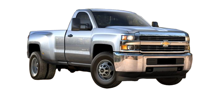 2016 Chevrolet Silverado 3500HD DRW Regular Cab