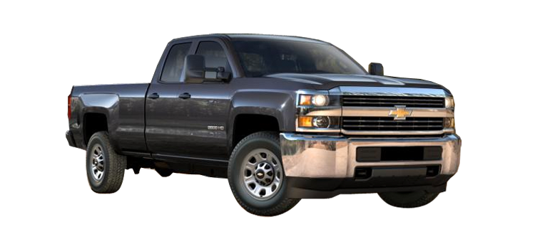2016 Chevrolet Silverado 3500HD SRW Double Cab