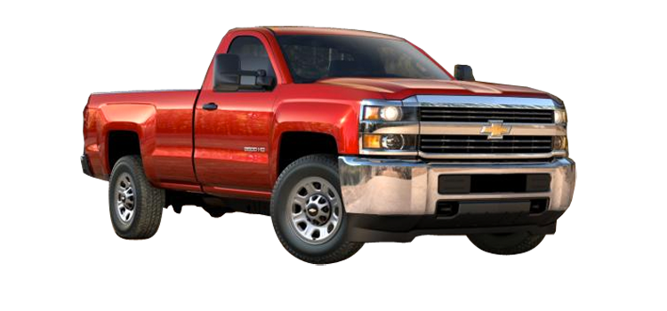2016 Chevrolet Silverado 3500HD SRW Regular Cab