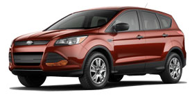 San Marcos Ford - 2016 Ford Escape S