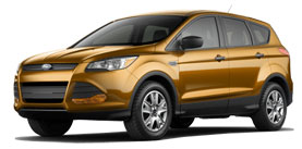 Bastrop Ford - 2016 Ford Escape S